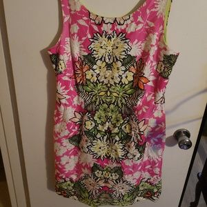 Tiana B. Floral Dress size 14
